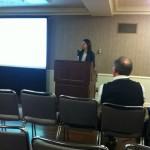 NWAV41 Bloomington, 2012: Alida presenting