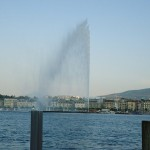 Geneva-lake-Geneive-on-a-hot-summer's-day