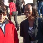 Raj and Marion Chirwa (MA)
