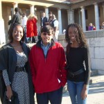 Marion Chirwa (MA), Raj and Atikonde Mtenje
